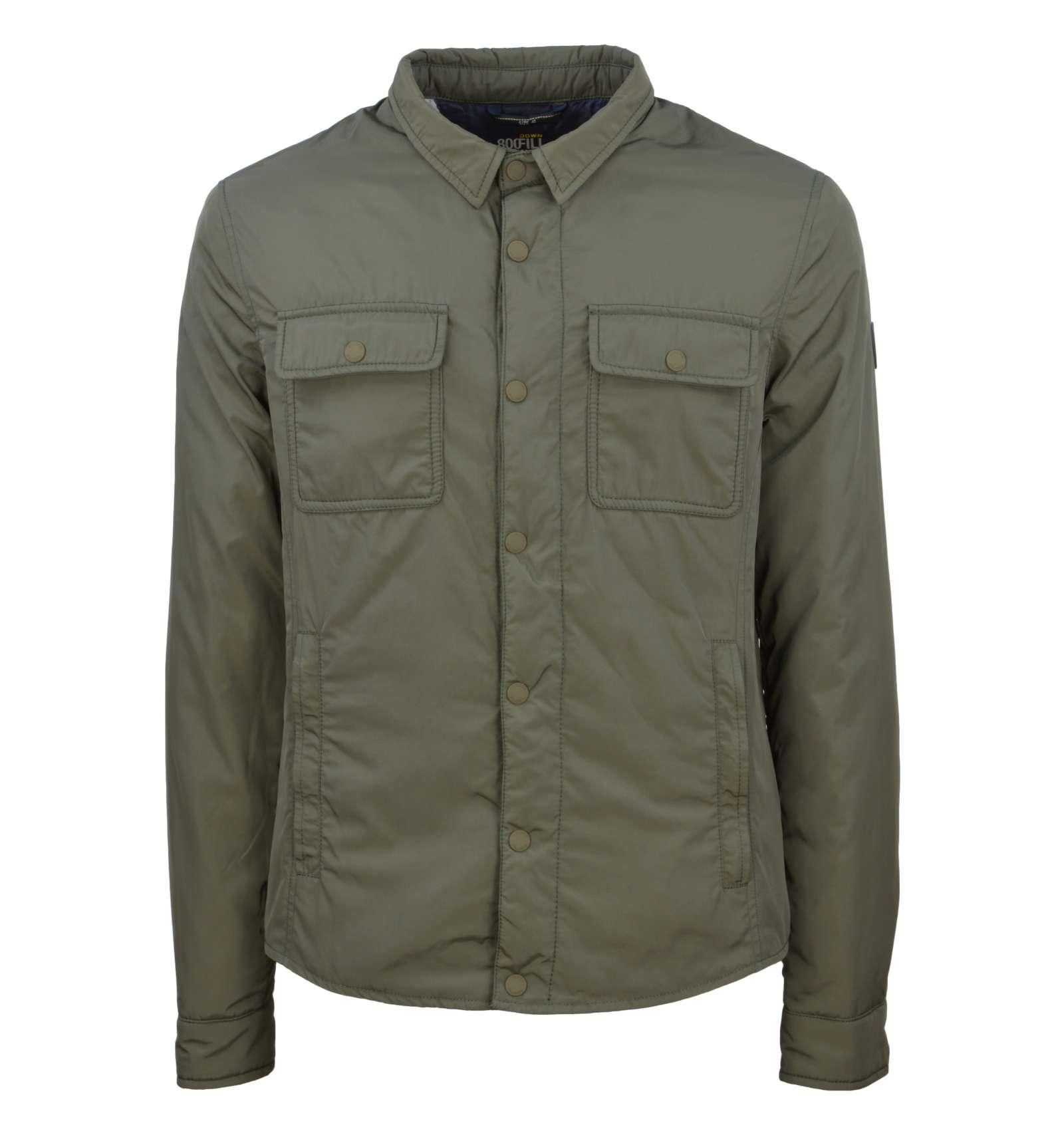 CIESSE PIUMINI uomo giacca piumino estivo verde VINCENT 401HXP 5b6d2b5a6eb